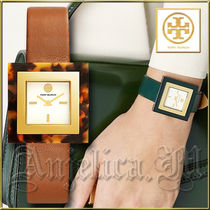 ★安心ヤマト便★TORY BURCH Sedgewick Luggage Watch-TBW3101