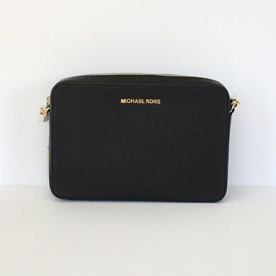Michael Kors ショルダーバッグ・ポシェット 【Michael Kors】新作☆JET SET ITEM LG EW CROSSBODY☆(13)