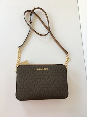 Michael Kors ショルダーバッグ・ポシェット 【Michael Kors】新作☆JET SET ITEM LG EW CROSSBODY☆(3)
