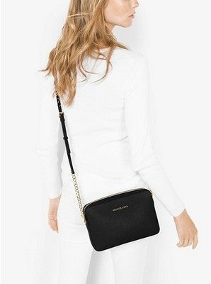 Michael Kors ショルダーバッグ・ポシェット 【Michael Kors】新作☆JET SET ITEM LG EW CROSSBODY☆(11)