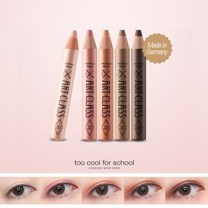 too cool for school アイメイク too cool for school★FROTTAGE PENCIL