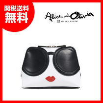 Alice+Olivia(アリスオリビア) メイクポーチ 【ALICE+OLIVIA】Stace Face ポーチ★関税送料込