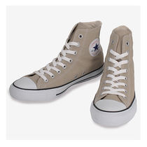 CONVERSE CANVAS ALL STAR COLORS HI BEIGE
