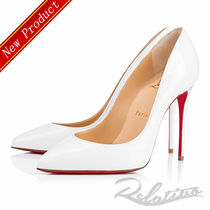 ★18AW★【Louboutin】Pigalle Follies 100 パテント パンプス