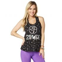 ★国内発送★ ズンバ Zumba Dream Tank Bold Black