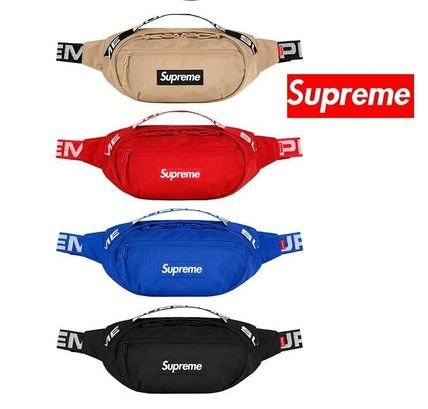 Supreme バッグ・カバンその他 ★ Supreme ★ Waist Bag SS18 WEEK 0 ウェストバッグ