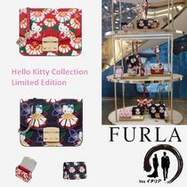 注目の限定品!!【FURLA KITTY】21㎝ x 15cm CROSSBODY S / 9531