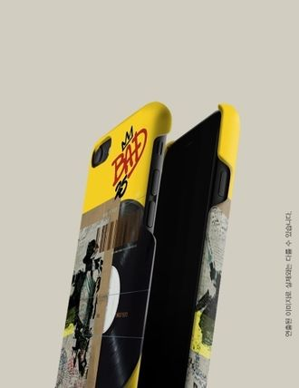 Geeky iPhone・スマホケース EXOチャニョル愛用スマホケース!BARCODE - No.2/Geeky(3)
