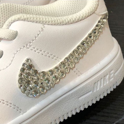 Nike スニーカー 「NIKE AIR FORCE 1」◆「SWAROVSKI JEWELRY」HANDMADE CUSTOM◆(15)