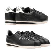 【NIKE】Classic Cortez Leather Premiumスニーカー 黒