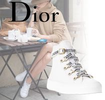 18SS【Dior】Laced Sneakers With Logo★ロゴレーススニーカー
