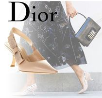 18SS【Dior】J'adior Leather Slingback★レザーミュール