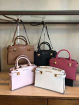 【即発◆3-5日着】MICHAEL KORS◆KARLA SM SATCHEL◆2wayバッグ