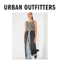 【Urban Outfitters】大人気●Milla Embroidered Sheer Maxi Top