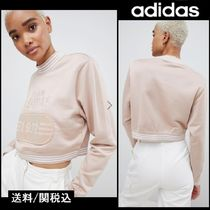 【adidas】Originals Fashion League クロップド スウェット ♪