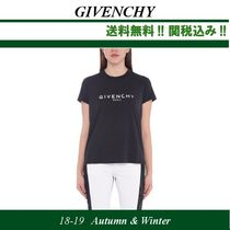 18AW関税込,GIVENCHYジバンシイ delave ロゴTシャツ