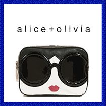 Alice+Olivia(アリスオリビア) メイクポーチ 【Alice+Olivia】Stace Face Small トラベルメイクポーチ