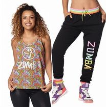 上下セット/ZUMBA/Dream Tank&Believe In Magic Sweatpants