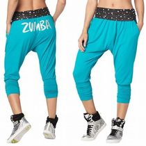 ☆ZUMBA・ズンバ☆Dream Capri Harem Pants