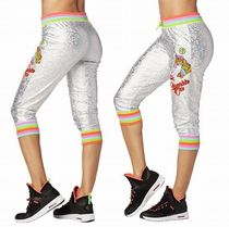 ☆ZUMBA・ズンバ☆Believe In Magic Capri Sweatpants