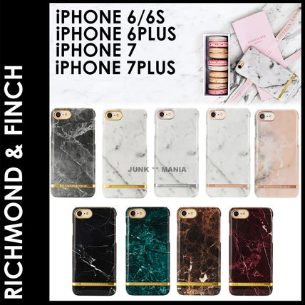 RICHMOND & FINCH iPhone・スマホケース ■SALE★追跡&関税込【RICHMOND & FINCH】MARBLE