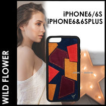 ★追跡&関税込【WILDFLOWER】iPhone6&6+Patchwork