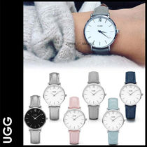 CLUSE(クルース) アナログ腕時計 ★追跡&関税込【CLUSE】33mm/Minuit SILVER