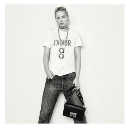 Dior Tシャツ・カットソー NEW限定品◆DIOR 8 T-Shirt White◆