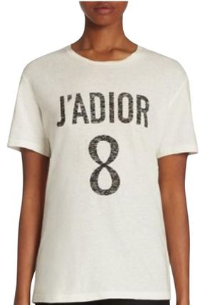 Dior Tシャツ・カットソー NEW限定品◆DIOR 8 T-Shirt White◆(2)
