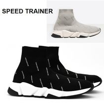 《BALENCIAGA》 SPEED TRAINER スピード トレーナー AllOverロゴ