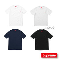 "[18 S/S]国内発送 Supreme ""Pocket Tee""Tシャツ"