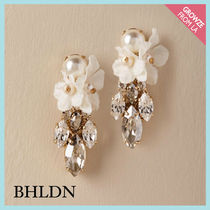 【BHLDN】Orchid Waterfall Earrings