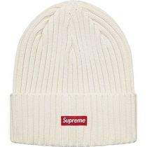 14 week SS18 Supreme Overdyed Ribbed Beanie