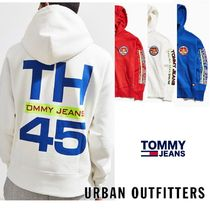 """""""Urban Outfitters""""""""Tommy jeans"""" 90年代 レトロ パーカー"""