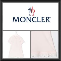 ★MONCLER《大人も着れる》ポロシャツワンピ ース 送料込み★