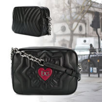 DOLCE & GABBANA【VERY掲載】Quilted Love bag