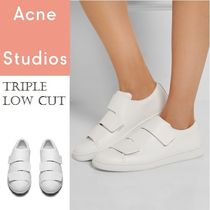 ACNE Triple Low Cut Leather Sneakers トリプルスニーカー