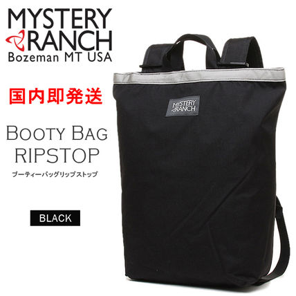 MYSTERY RANCH ミステリーランチ BOOTY BAG RIPSTOP