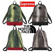 ★ Supreme ★ The North Face Snakeskin Lightweight Day Pack