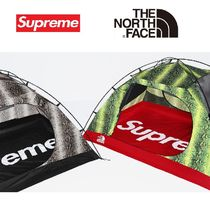Supreme North Face Snakeskin Taped Seam Stormbreak 3 Tent
