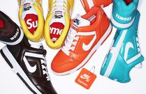 ☆Supreme☆シュプリーム X Nike SB Air Force 2 茶色 28.5cm
