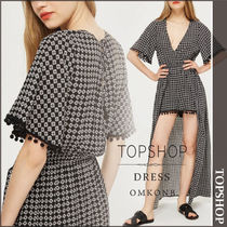 【国内発送・関税込】TOPSHOP★Ditsy Dress by Band of Gypsies