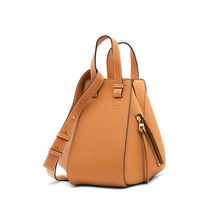 関税送料込み LOEWE HAMMOCK SMALL BAG LIGHT CARAMEL