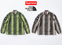 16week Supreme The North Face Snakeskin Taped Seam jacket