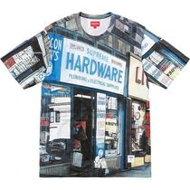 16 week Supreme Hardware S/S Top