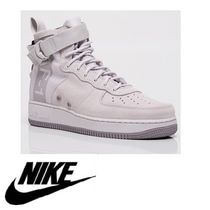 NIKE  SF Air Force 1 Mid Suede ハイカットスニーカー