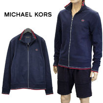 MICHAEL KORS MEN'S スウェットジャケット CS85GSJ4NF MID_NIGHT