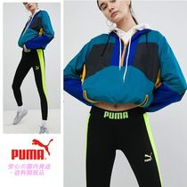 Puma☆Exclusive To ASOS Legging With Neon Side Panel♪
