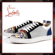 【Christuan Louboutin】ルブタン Louis Junior Tony sneakers