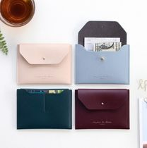 Iconic★Slit Two Pocket Wallet
